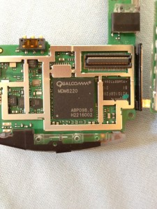 Qualcomm MDM8220 modem